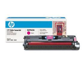 HP Q3963A Картридж Оригинальный , Magenta Color LaserJet 2550, Magenta, (4000 стр.)