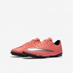 Детские шиповки NIKE MERCURIAL VICTORY V TF 651641-803 JR