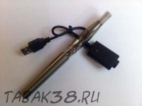 Набор эл сигарета eGo-T 1100 mAh H2S (двойная спираль) c ЗУ