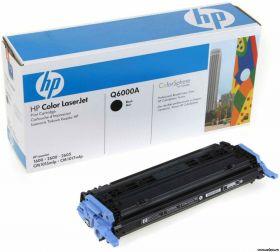 HP Q6000A Картридж оригинальный Black (2500стр.)