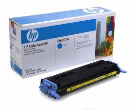HP Q6001A Картридж оригинальный Cyan (2000стр.)