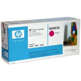 HP Q6003A Картридж оригинальный Magenta (2000стр.)