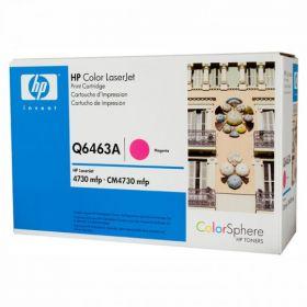 HP Q6463A Картридж оригинальный Magenta (12000 стр.)