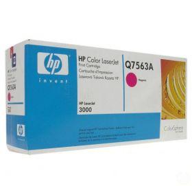 HP Q7563A Картридж оригинальный , Magenta (3500стр.)
