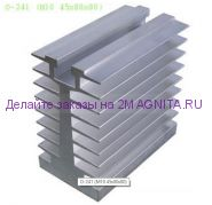 Радиатор О-241 М-10 для ТС-142