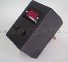 Регулятор напряжения цифровой  РМ - 1