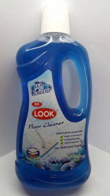 LION Look Средство для мытья пола Пыль на замок Голубой океан