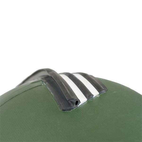 Привал бортовой для надувных лодок ПВХ 70 мм