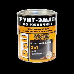 DALI Грунт-эмаль по ржавчине 3в1 гладкая