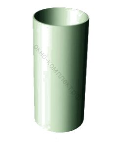 Труба водосточная, D85 3м (пломбир)