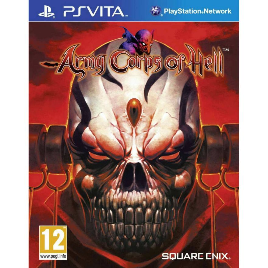 Игра Army Corps of Hell (PS Vita)