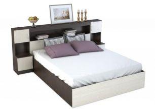 Спальня Бася КР552 кровать 1.6 с порталом