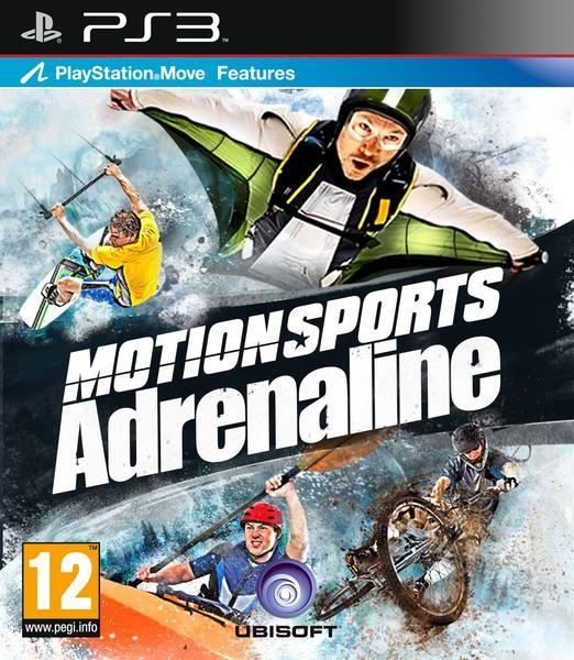 Игра Motionsports Адреналин (PS3, PS Move)