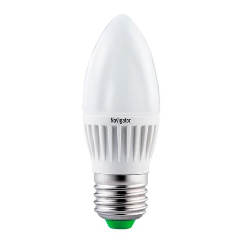 Лампа Navigator 94 494 NLL-С37-7-230-4K-E27-FR уп.10