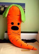 Огромная морковка незабываемый подарок