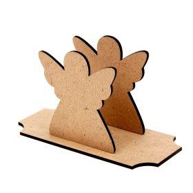 "Салфетница для декора ""Ангел"" (набор 3 детали)"