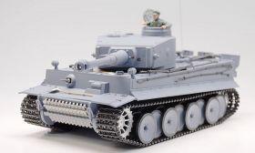 Танк Heng Long German Tiger 1:16
