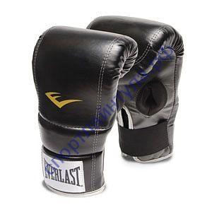 Перчатки снарядные Everlast Advanced Heavy Bag Gloves L/XL