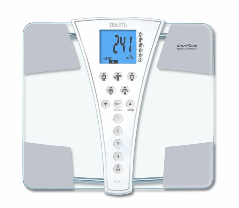 Весы-анализаторы Tanita BC587