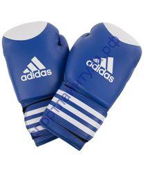 Перчатки боксерские ADIDAS синие 10oz AIBAG1