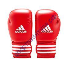 AIBAG1 Перчатки боксерские ADIDAS красные 10oz