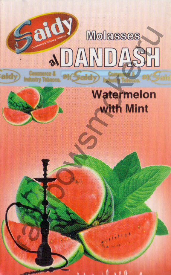 Dandash Saidy 50 гр - Watermelon with Mint (Арбуз с Мятой)