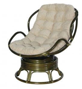 Кресло качалка Папасан механический