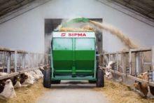 Измельчитель рулонов Sipma RB 1500 KRUK