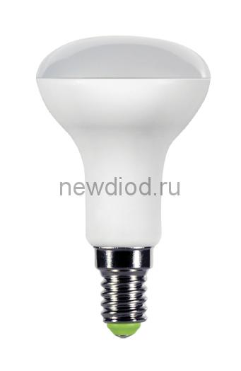 Лампа светодиодная LED-R50-standard 5Вт 160-260В Е14 3000К 450Лм ASD