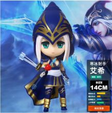 Нендороид Лига Легенд Эш / Nendoroid League of Legends Ashe. Бутлег.