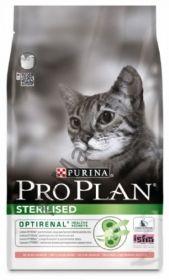 PRO PLAN Sterilized для стерилизованных кошек лосось/тунец