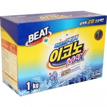 614791 Стиральный порошок Beat Econo max 1 кг