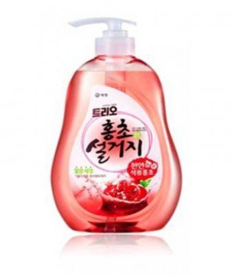 Средство для мытья посуды Трио Гранат Ю.Корея