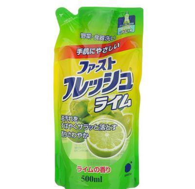 """Гель для мытья посуды Daiichi """"Фреш Элеганс"""", с ароматом лайма Япония"""