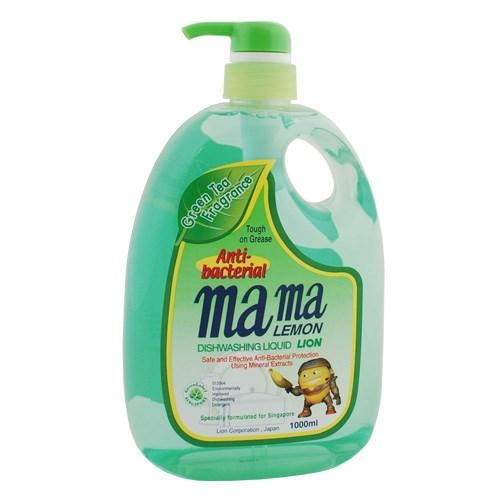 Японское концентрированное средство для мытья посуды Mama Lemon в ассортименте