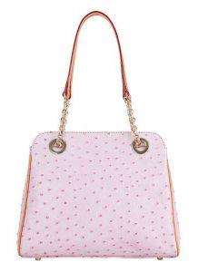 Сумка Eleganzza розового цвета