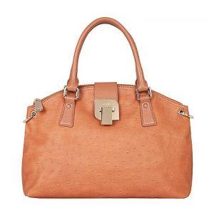 Светло-коричневая сумка