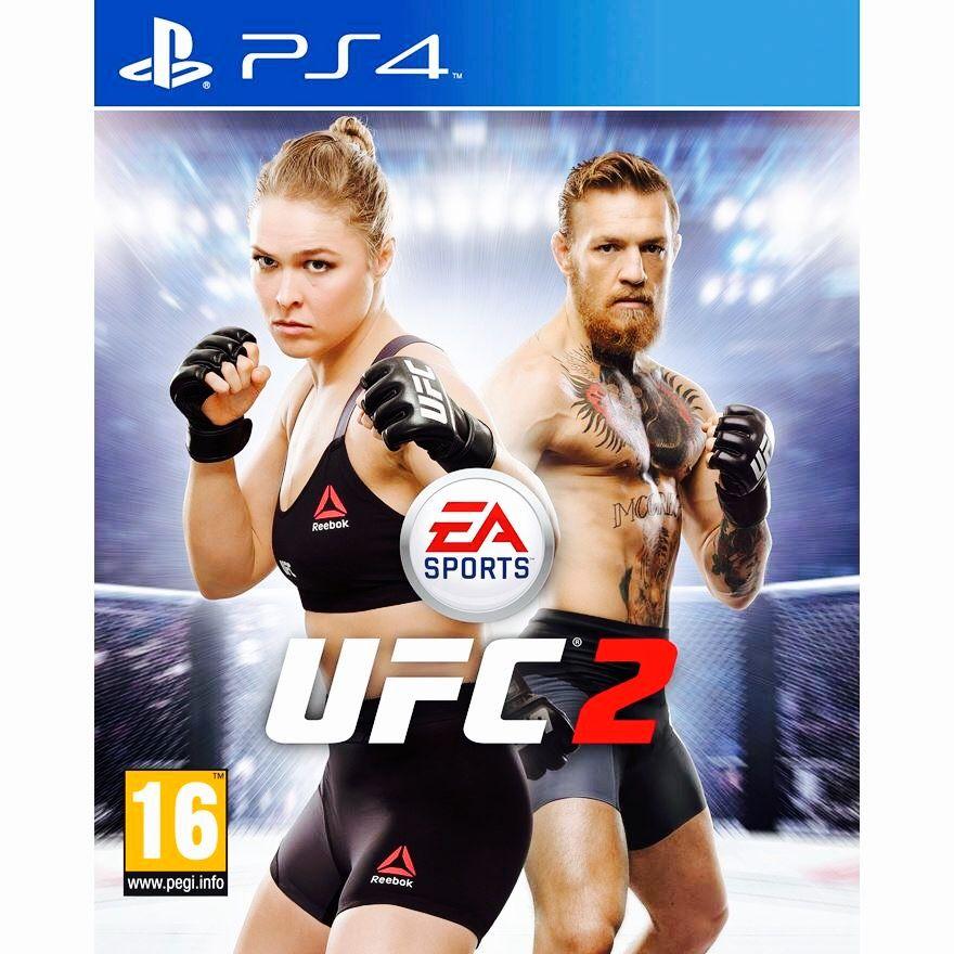 Игра UFC 2 (PS4)