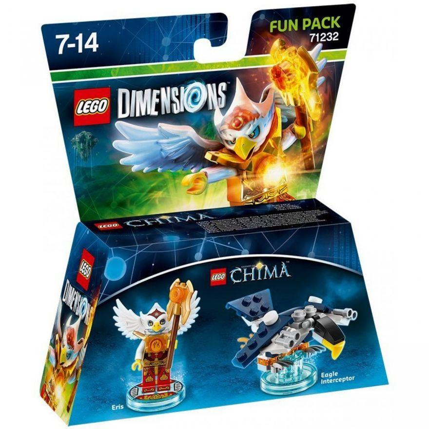 Lego Dimensions 71232 Эрис (Серия Chima)