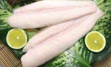 Филе тилапии 3-5 унций штучная заморозка 20%глазировка Китай от 10 кг