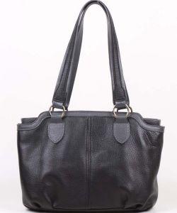 Женская сумка на длинных ручках
