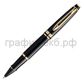 Ручка-роллер Waterman Expert3 GT черный лак S0951680
