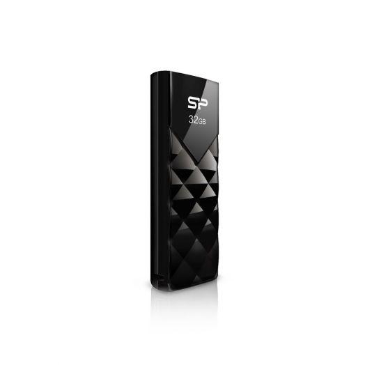 USB накопитель Silicon Power 8GB Ultima U03 Black
