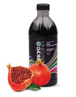 Гранат, мангустин сок