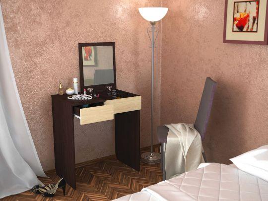 """Туалетный столик с зеркалом """"Риано 1"""""""