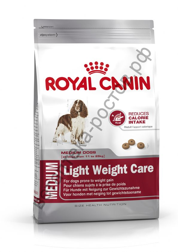 Royal Canin для собак Medium Weight Care, 3 кг.