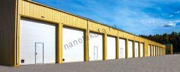 Промышленные ворота серии ISD01 Doorhan