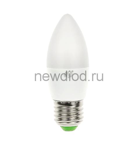 Лампа светодиодная LED-СВЕЧА-standard 7.5Вт 160-260В Е27 3000К 675Лм ASD