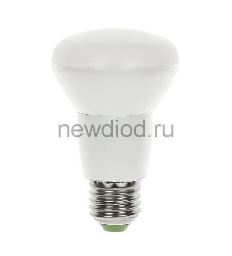 Лампа светодиодная LED-R63-standard 5Вт 160-260В Е27 3000К 450Лм ASD