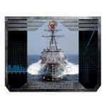 Геймерский коврик для мыши PGK-07 Warship (300*235*3)